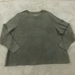 2 Sonoma Thermal Long Sleeved Tops